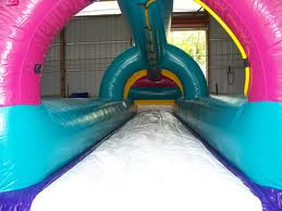 Surf and Slide Inflatable for Rent in Michigan for Events