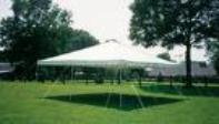 Tent, Canopy, 20x20, for Graduation Party rentals in Michigan