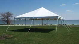 Tent Rental for Graduation Holly Michigan