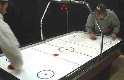Air Hockey Table for Rent in Michigan