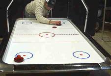 Air Hockey Table - Rental in Michigan, Ohio, Indiana