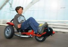 Rent a Turbo Trike Wacky Trike in Michigan
