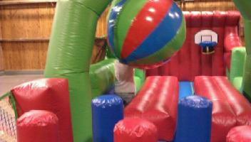 Boulder Dash Obstacle Course Rentals for College, Post Prom, Senior All Night Party