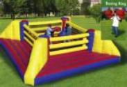Bouncy Boxing Rentals for Graduation Parties