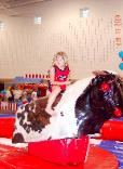 Mechanical Bull Rentals in MI, OH, IN, IL, IA, MO, PA, KY, TN, FL for School Carnivals and Events