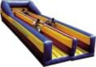 Graduation Party Bungee Run Rentals in Oakland, Macomb, Ann Arbor Michigan