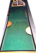 Cue Ball Carnival Game Pool Table Theme