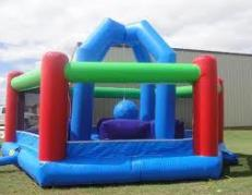 Demolition Ball Wrecking Ball Inflatable Game Rentals