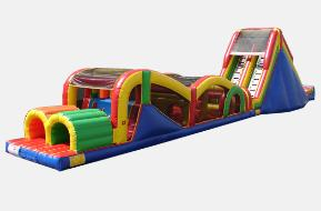 Extreme Obstacle Course Inflatable Rentals