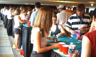 Casino Party Rentals in Michigan and Florida