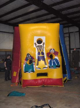 Games Galore Sports Theme Carnival Game Rental in Michigan