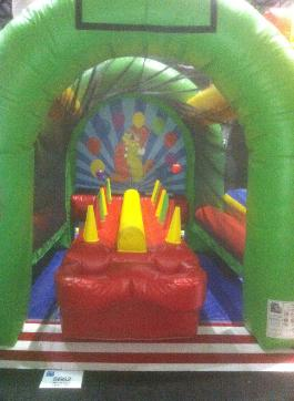 Rent a Hot Potato Air Game for your Team Building Event, Picnic, College, Carnival