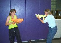 Rent Mobile Laser Tag in Michigan for Schools and Events