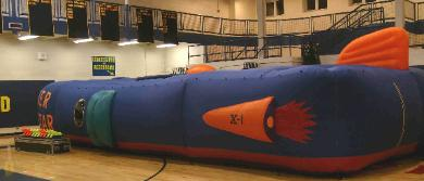 Laser Tag Laser Dome Rental in Indiana for Post Prom, Events, Parties