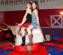 Mechanical Bull Rentals in All Michigan Areas