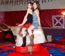 Mechanical Bull Michigan Party Rentals