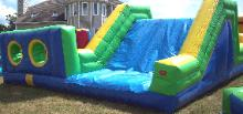 Obstacle Course inflatable Mega Force in Michigan, Ohio, Indiana