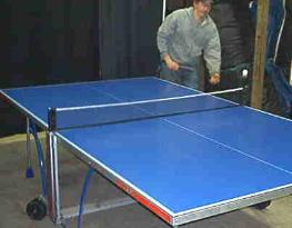 Rent a Ping Pong Table in Michigan