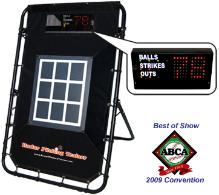 Baseball Radar Speed Pitch Unit for Event Rentals in MI, OH, IN