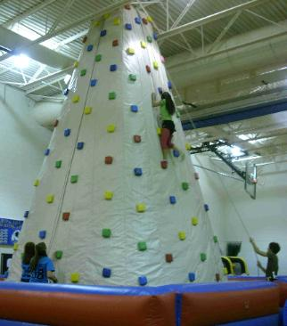 Rockwall Climbing Wall Rock Wall Rentals for Events and Parties