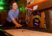 Shuffleboard Table Rentals for Parties and Events