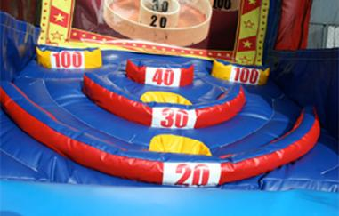 Rent a Skee Ball Skee Roll Game for your Party or Event
