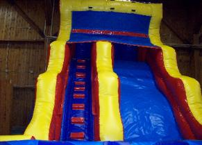 Double Drop Giant Slide Rentals