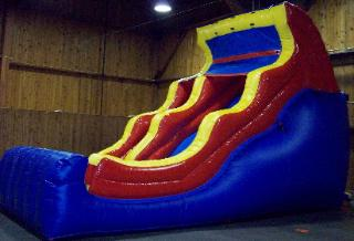 Double Drop Big Water Slide Rentals MI, OH, IN, IL, IA, PA, KY