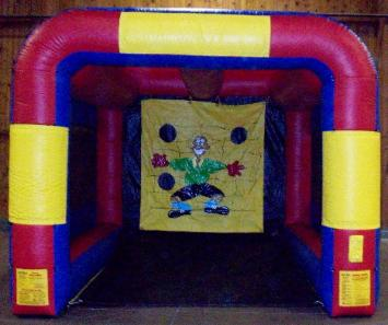 Soccer Shot Soccer Shoot Out Inflatable Rental