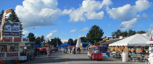 Fair and Festival Game Rentals in MI, OH, IN, IL, IA, WI, KY, TN