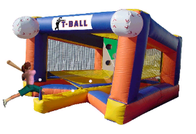 T Ball Game Rentals, Rent Baseball Theme Games Michigan, Ohio, Indiana