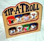 Tip a Troll Carnival Game by State Fair for Rentals in Michigan