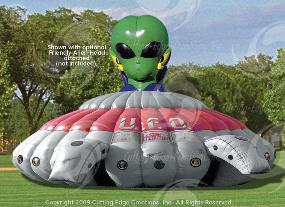 UFO Encounter Game Rental in MI, OH, IN, IL