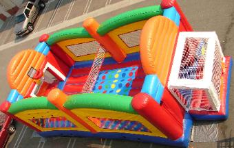 Rent Interactive and Inflatable Games in Pennsylvania for your event