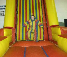 Velcro Wall and Sticky Wall Rental in Michigan, Ohio, Indiana