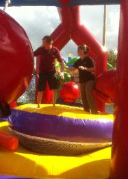 Rent Inflatable Games for Parties, Colleges, Events Nationwide