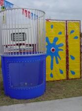 Rent a Dunk Tank for your Party in Michigan, Ohio, Indiana